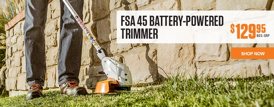 FSA 45 Battery-Powered Trimmer